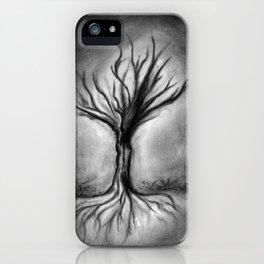 Untitled (Wraith) iPhone Case