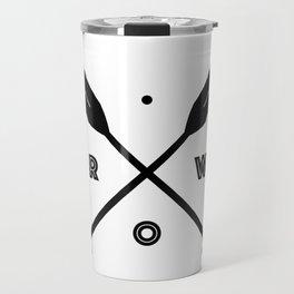 Rowing x Oars Travel Mug