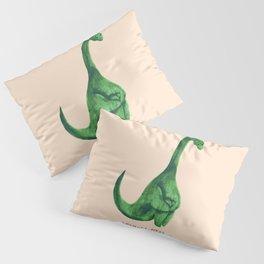 Lonely loch ness monster (loch-li-ness) Pillow Sham