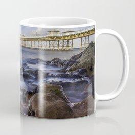 Llandudno Pier Coffee Mug
