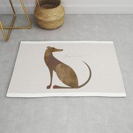 Greyhound Rug