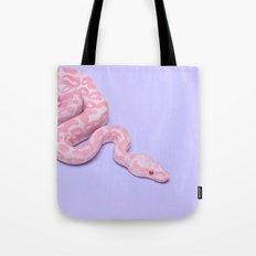 PINK SNAKE Tote Bag