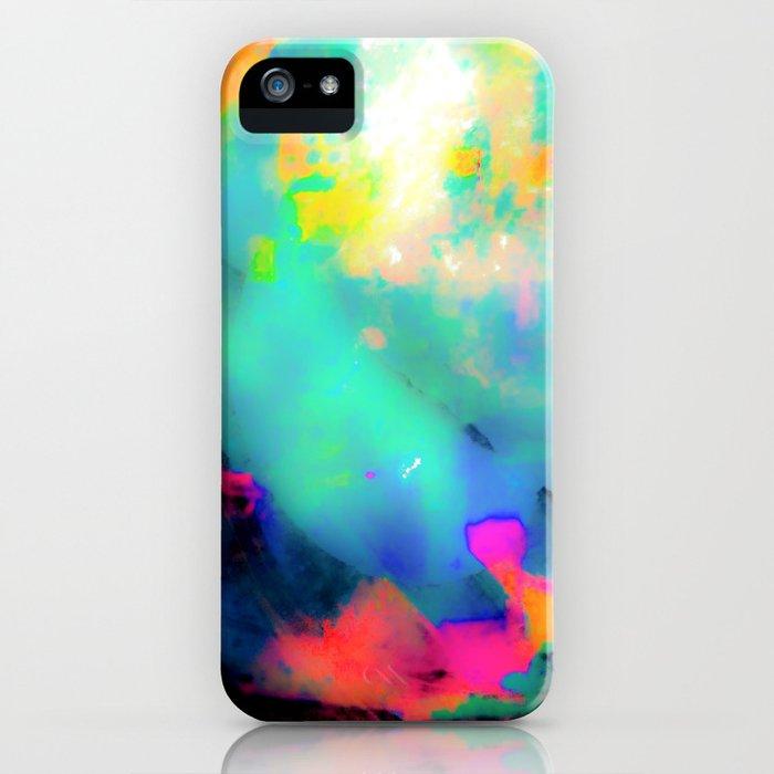 Broke the Kaleidoscope   iPhone Case