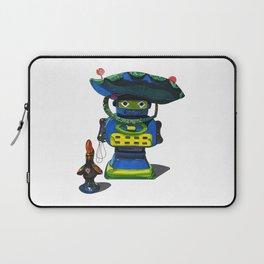 Robot-Bob Laptop Sleeve