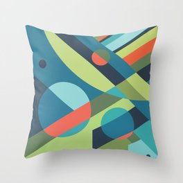 What You Would Be Throw Pillow