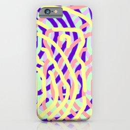 pastelo 2 iPhone Case