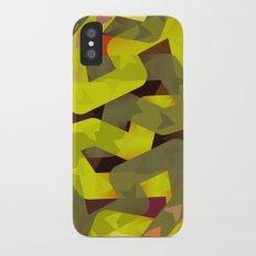 Rattlesnakes iPhone X Slim Case