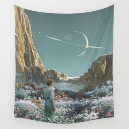 POSSIBLE WORLDS Wall Tapestry