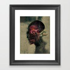 AUTANATOMICA 5 Framed Art Print
