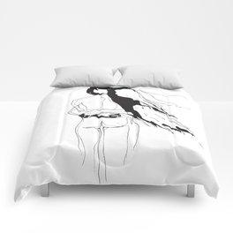 Wish Of Embrace 2 Comforters