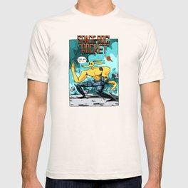 Space-Dog: Rocket (English Version) T-shirt