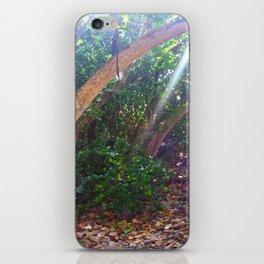 glance past iPhone Skin