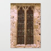 window Canvas Prints featuring Window by 2sweet4words Designs