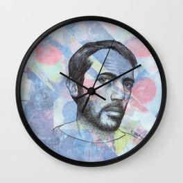 Colin Greenwood - I Might Be Wrong Wall Clock