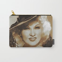 Mae West, Hollywood Legends Carry-All Pouch