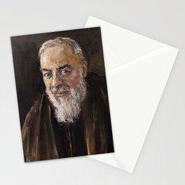 SAN PÍO DE PIETRELCINA (Padre Pío) Stationery Cards