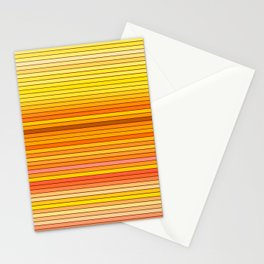 50 Shades of YELLOW - Living Hell Stationery Cards