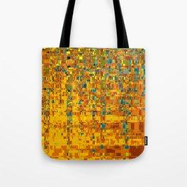 Abstract Klimt Tote Bag