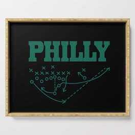 Philly Serving Tray