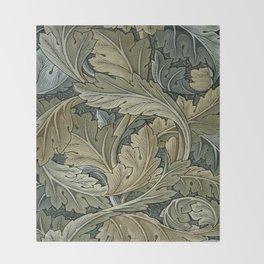 Art work of William Morris 3 Throw Blanket