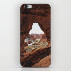 Window Rock iPhone & iPod Skin