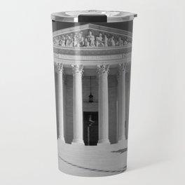 US Supreme Court Travel Mug