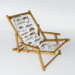 A Few Freshwater Fish Sling Chair