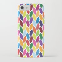 diamonds iPhone & iPod Cases featuring Diamonds by Wharton