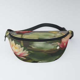 Waterlily Pond Fanny Pack