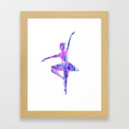 passe Framed Art Print