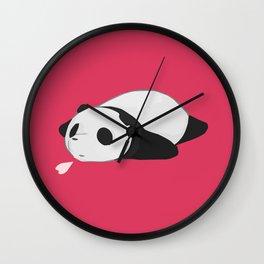 Panda 2 Wall Clock