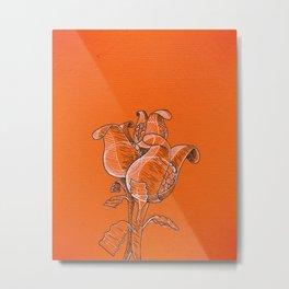 flowza 04 Metal Print