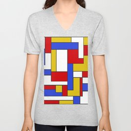Inspired by a Bus Unisex V-Neck