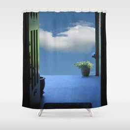Our House Shower Curtain