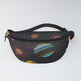 Planet love Fanny Pack
