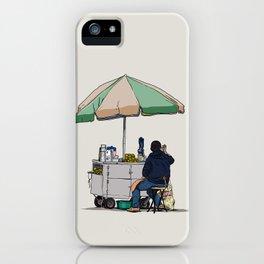 Naranjas iPhone Case
