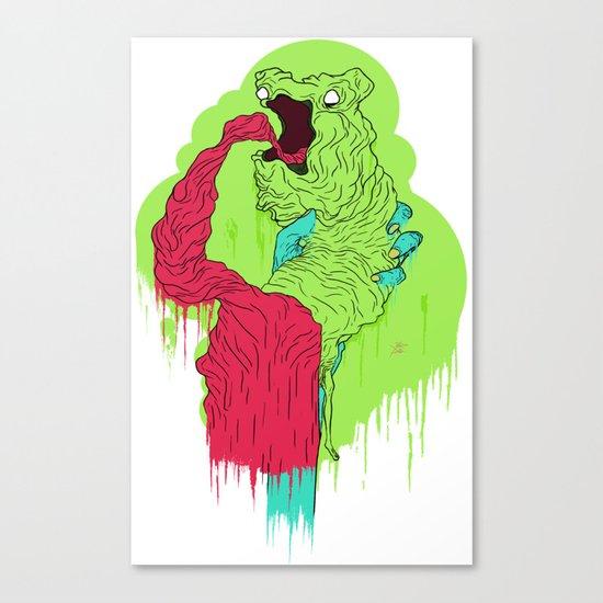 It Won't end Canvas Print