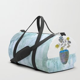 Country flowers Duffle Bag