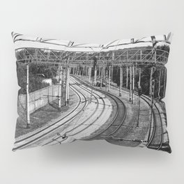 Railway Pillow Sham