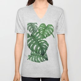 Tropical No. 2 Unisex V-Neck