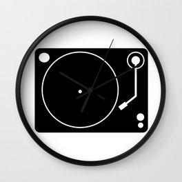 DJ Gear #1 Wall Clock