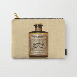 Magical Mustache Rejuvinator Carry-All Pouch