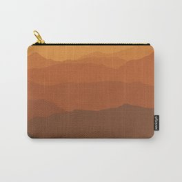 Ombré Range No. 3 Carry-All Pouch