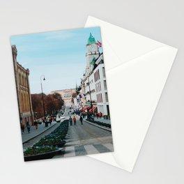 Oslo IV Stationery Cards