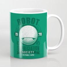 Robot Depreciation Society Mug