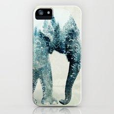 Vanishing Elephant  Slim Case iPhone (5, 5s)
