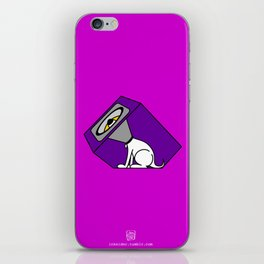 Wireless Woofer iPhone Skin