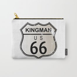 Kingman Route 66 Carry-All Pouch