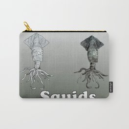 Two squids Carry-All Pouch