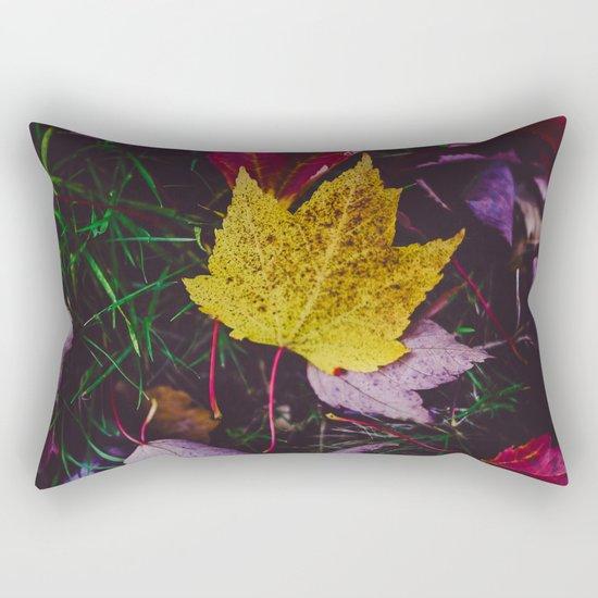 Autumnal Rectangular Pillow